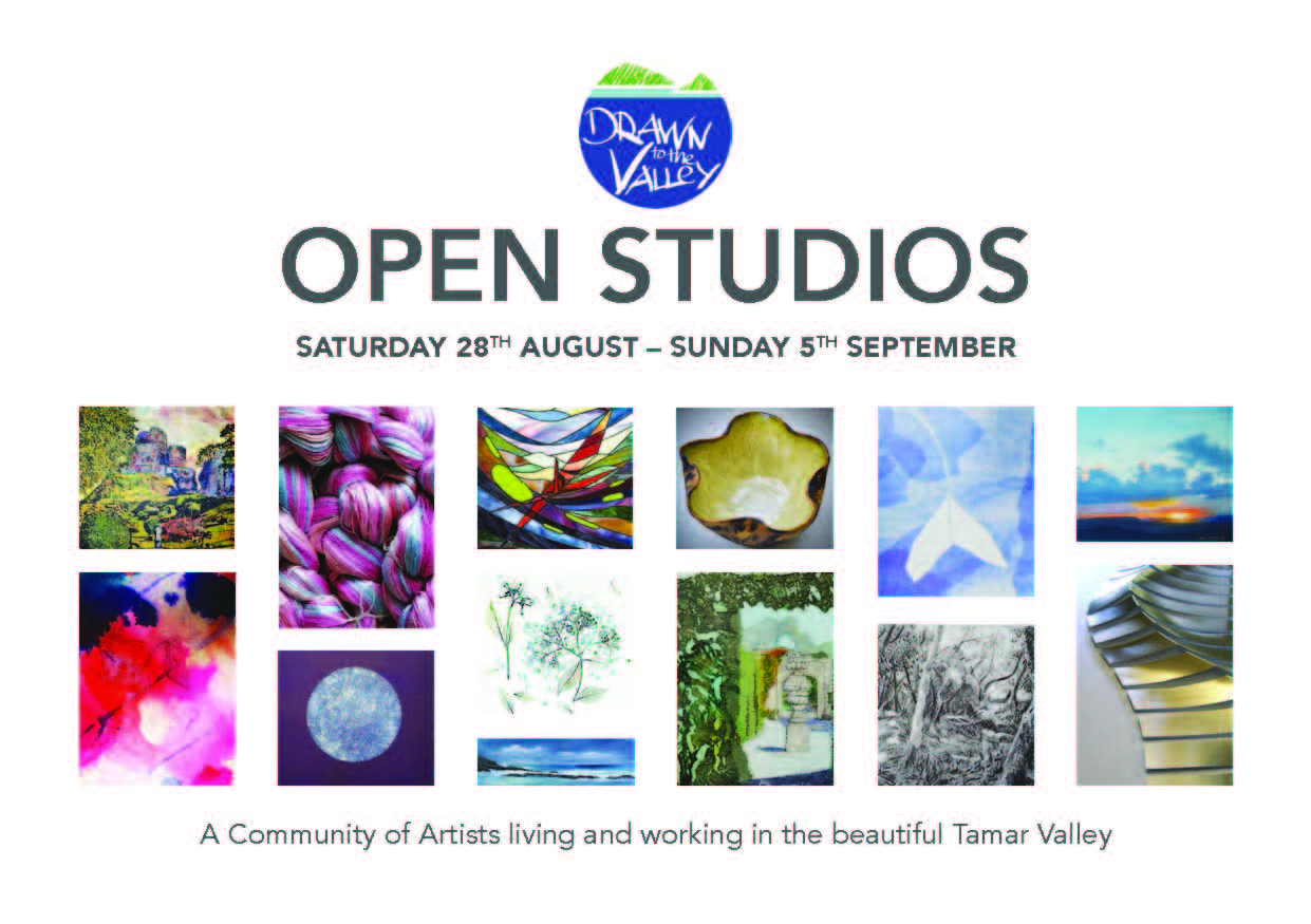 Drawn To The Valley Open Studios Aug-Sept 2021