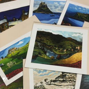 Mounted Limited Edition Giclee Art Prints - Back Catalogue
